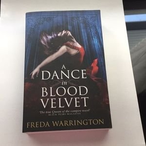 A Dance in Blood Velvet Novel By Freda Warrington